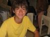 Alessandro di sedici anni al Torneo di Pesaro