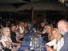 Cena fra amici al Torneo del Circolo LORENZO IL MAGNIFICO - Twiga 2009