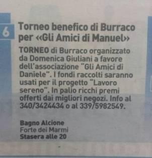 Il Tirreno Versilia